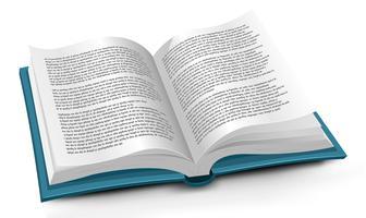 Livro vetor