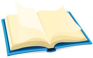 Ícone de livro aberto vetor
