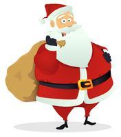 Papai Noel vetor
