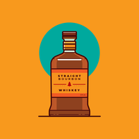 Vetor De Bourbon