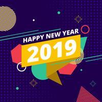 Feliz Ano Novo Instagram Post