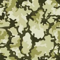 Camuflagem militar sem costura vetor