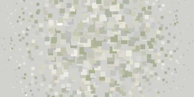 fundo vector cinza claro com ilustração de retângulos com um conjunto de padrão de retângulos gradientes para anúncios comerciais