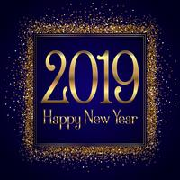 Fundo brilhante feliz ano novo
