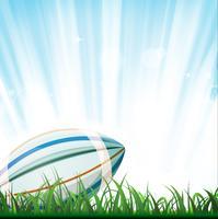 Esporte Rubgy Fundo vetor