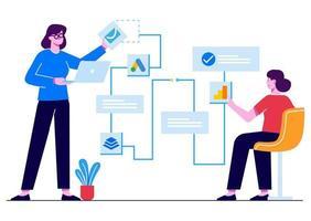 integrações de sistema de gestão de aprendizagem vetor
