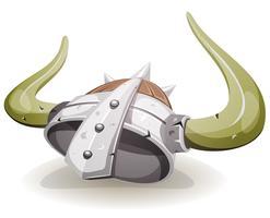 Capacete Viking Comic