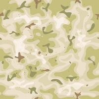 Conjunto de camuflagem militar sem emenda