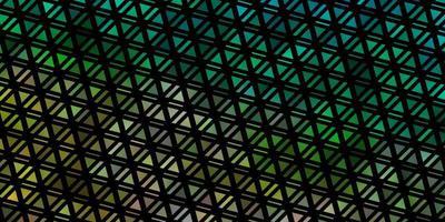 fundo vector azul claro verde com estilo poligonal