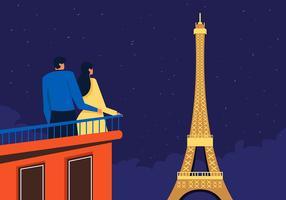 Paris vetor