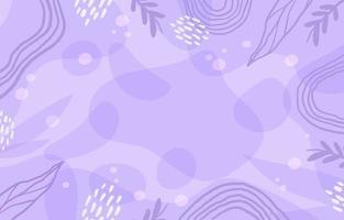 pintado de fundo roxo pastel abstrato vetor