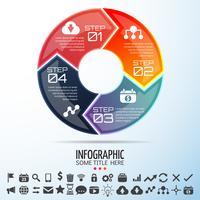 Elementos de design de infográficos