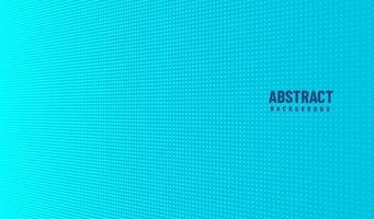 abstrato luz azul pontilhada de fundo perspectiva padrão. elemento moderno e mínimo. grade geométrica de repetição vertical. você pode usar para modelo de capa, cartaz, web de banner, folheto. eps10 vetor