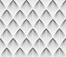 padrão geométrico abstrato com linhas de listra. fundo de azulejo ornamenal de linha floral artística. textura de forma orgânica preto e branco. vetor