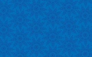 pano de fundo abstrato azul do inverno. padrão sem emenda de flocos de neve, fundo de neve. vetor