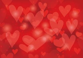 Dia dos Namorados / fundo abstrato sem emenda nupcial. vetor