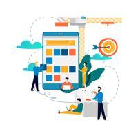Processo de desenvolvimento de aplicativos móveis