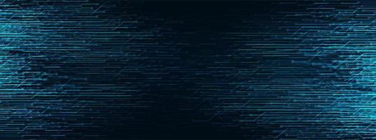 fundo de tecnologia de microchip de circuito eletrônico de alta tecnologia, design de conceito futuro e digital de alta tecnologia, espaço livre para entrada de texto vetor