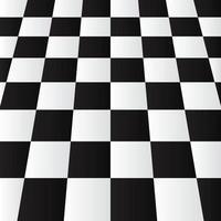 ilustração em vetor design do fundo do tabuleiro de xadrez moderno. eps10