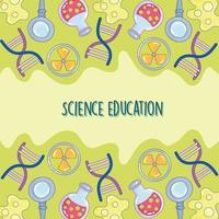 biologia ensino de ciências vetor