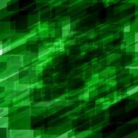 Fundo verde abstrato, ilustração vetorial