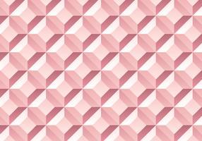 Fundo de padrão de diamante de ouro rosa vetor