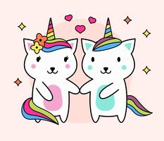 Casal Caticorn Vector