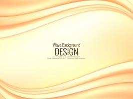 Fundo ondulado elegante abstrato