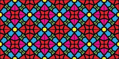 desenho de padrão étnico geométrico para ilustração de fundo ou wallpaper.vector vetor