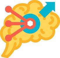 função do cérebro de resolver o problema do vetor
