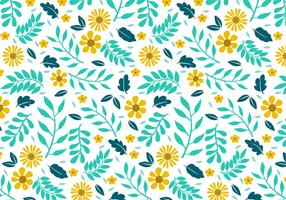 Flor, vetorial, fundo, ilustração vetor