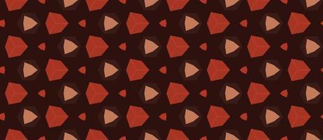 padrão abstrato geométrico. fundo. ilustração vetorial vetor