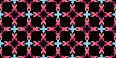 padrão abstrato. fundo do vetor da flor. textura gradiente. ilustração gráfica de padrão antigo