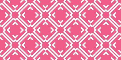 ilustração em vetor padrão quadrado geométrico abstrato sem emenda