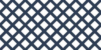 ilustração em vetor padrão quadrado abstrato sem costura