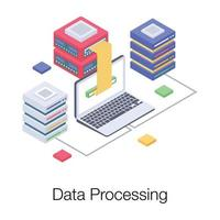 conceitos de processamento de banco de dados vetor