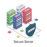 conceitos de banco de dados seguro vetor