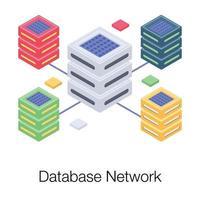 conceitos de rede de banco de dados vetor