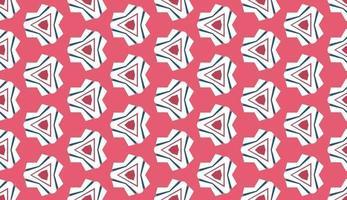 ilustração geométrica abstrata pattern.vector vetor