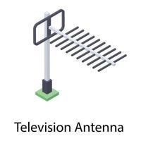 conceitos de antenas de tendência vetor