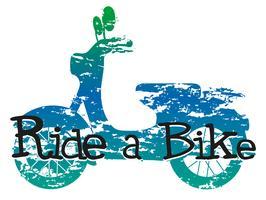 Motocicleta vetor