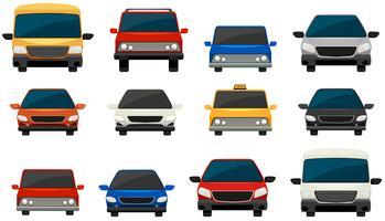 Conjunto de veículos