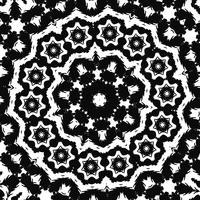 Um design de azulejos vetor