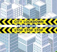 a cidade bloqueada bloqueada foi banida de vetor