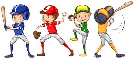 Beisebol vetor