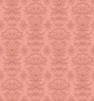 fundo rosa com lindas cores vetor