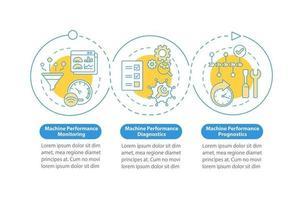 tecnologias tarefas vetor infográfico modelo