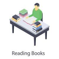 livro de leitura do aluno vetor