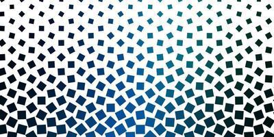 textura vector azul e verde claro em estilo retangular.