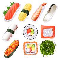 Sushi vetor
